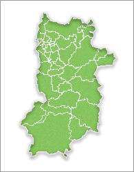 奈良県ミニMAP