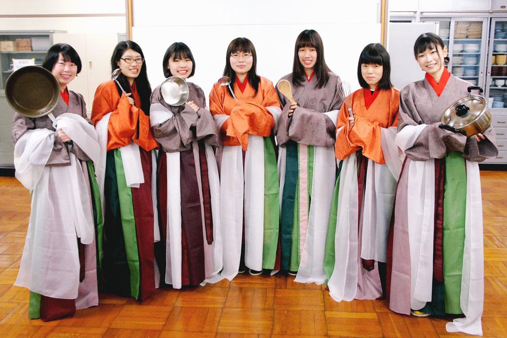 """奈良女子大学 """"奈良の食プロジェクト"""""""