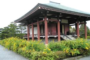 中宮寺写真