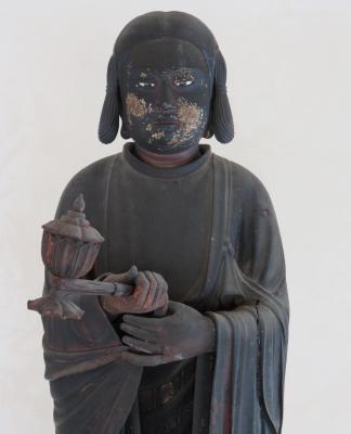 「聖徳太子16才孝養像」:世尊寺
