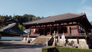 當麻寺写真