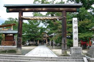龍田神社写真