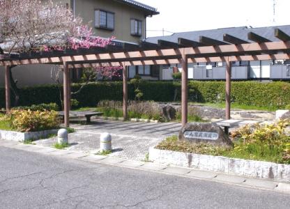 「上之宮史跡公園」:桜井市